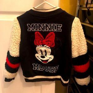 Toddler Girls Disney Mini Mouse Jacket